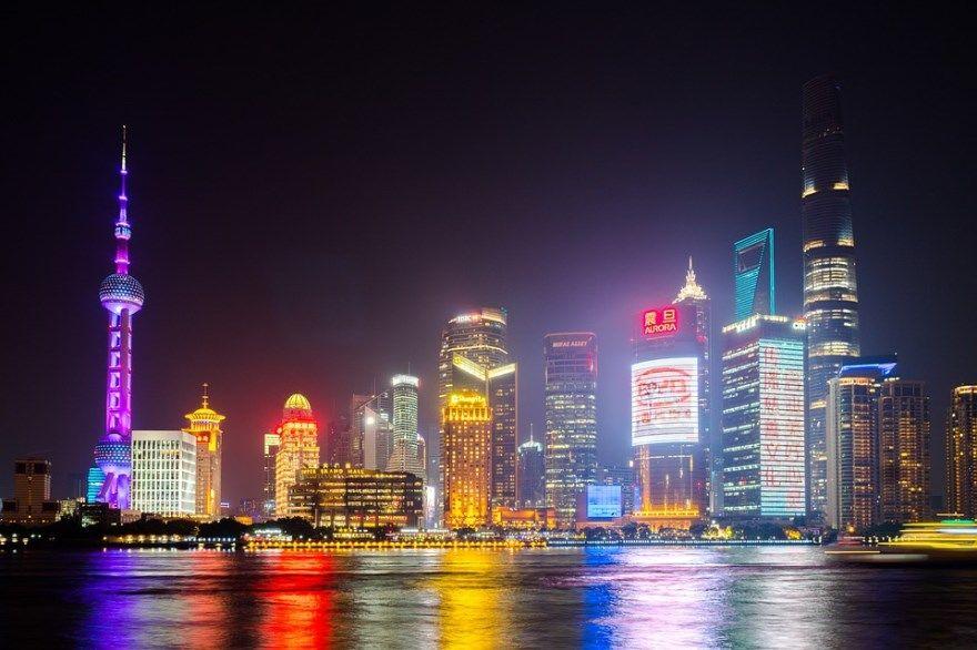 Шанхай Китай 2019 город фото скачать бесплатно  онлайн в хорошем качестве