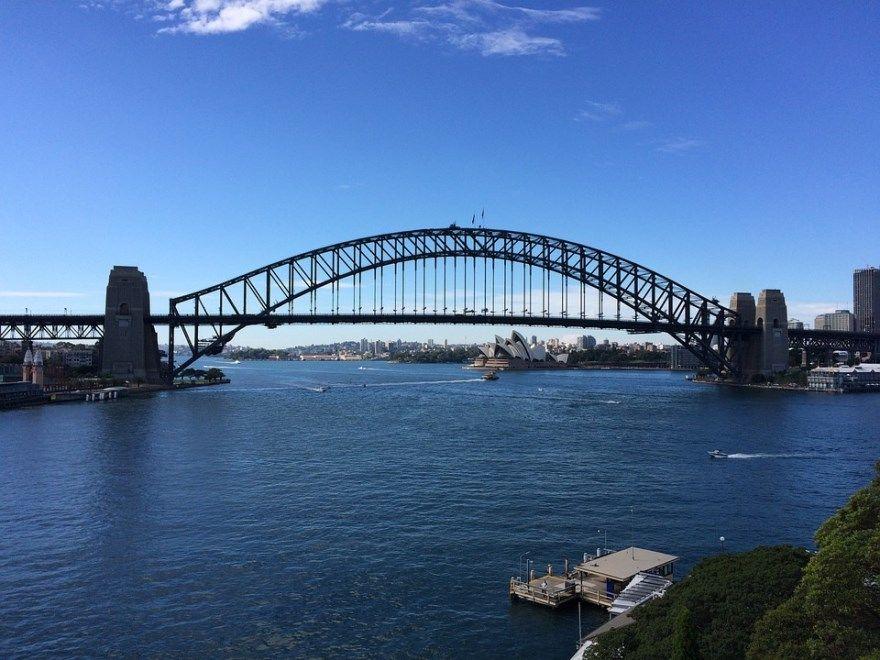Сидней 2019 город фото Австралия скачать бесплатно  онлайн в хорошем качестве