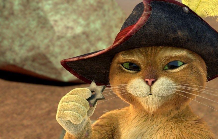 Кот в сапогах Жуковский читать текст полностью