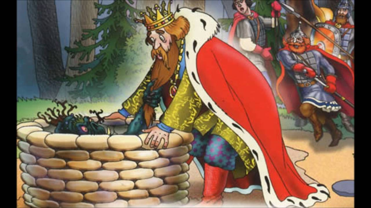 О царе Берендее Жуковский читать текст полностью