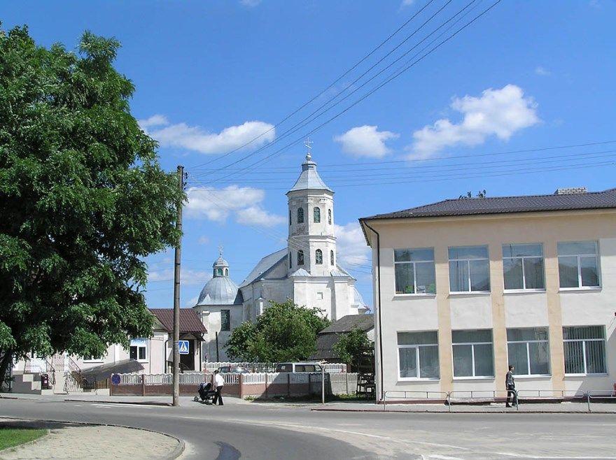 Слоним 2019 город Белоруссия фото скачать бесплатно  онлайн в хорошем качестве