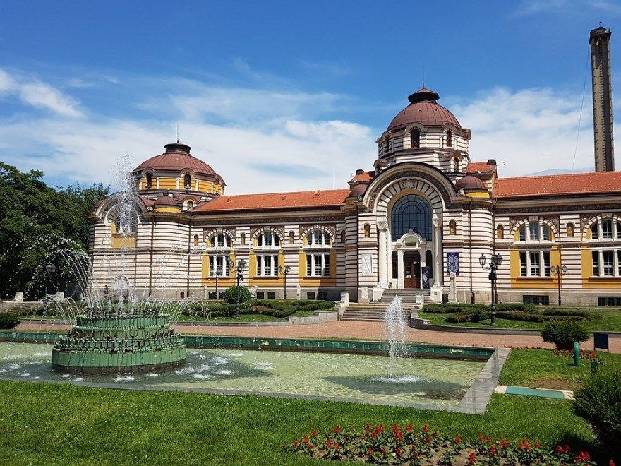София 2019 город Болгария фото скачать бесплатно  онлайн в хорошем качестве