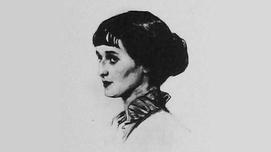Анна Ахматова стихи лучше о любви петербурге ночь понедельник мужество первые стихи