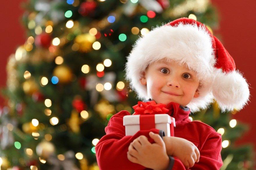 Стихи на Новый год для детей Деда Мороза
