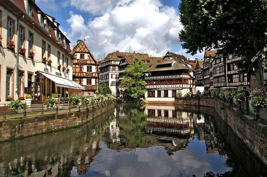 Страсбург Франция 2019 город фото скачать бесплатно онлайн в хорошем качеств