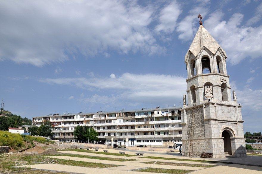 Сумгаит 2019 город фото Азербайджан скачать бесплатно  онлайн в хорошем качестве