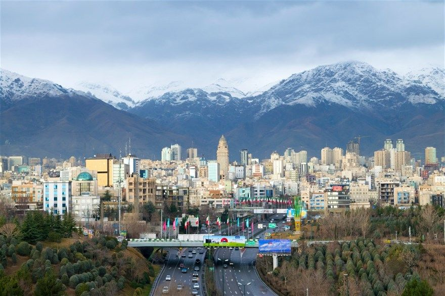 Тегеран Иран город фото скачать бесплатно онлайн