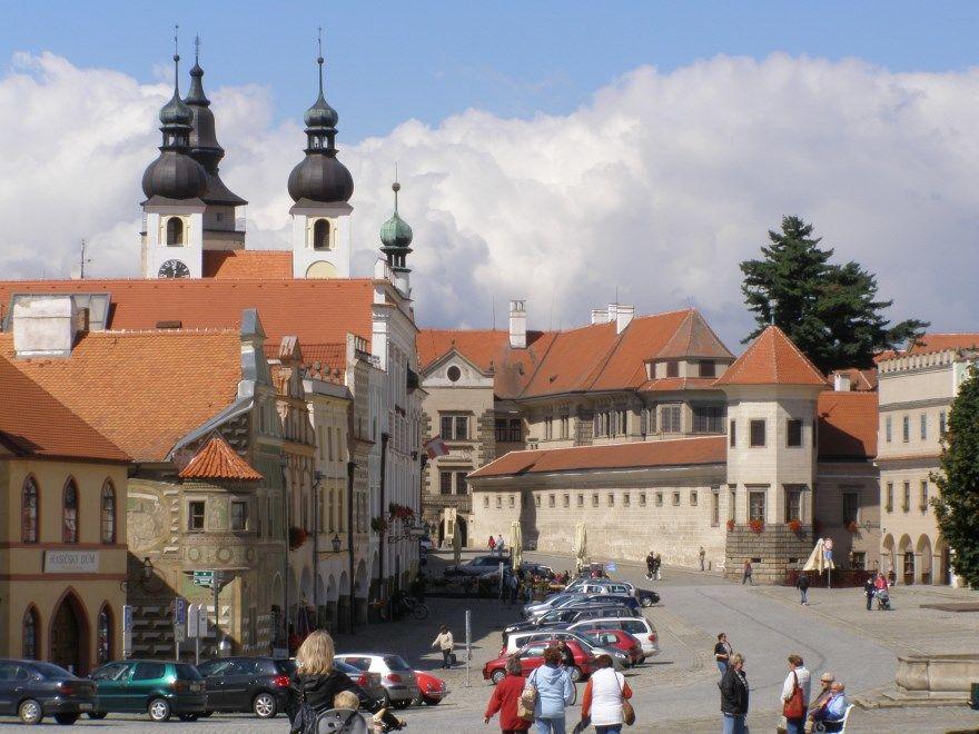 Тельч 2019 город Чехия фото скачать бесплатно онлайн