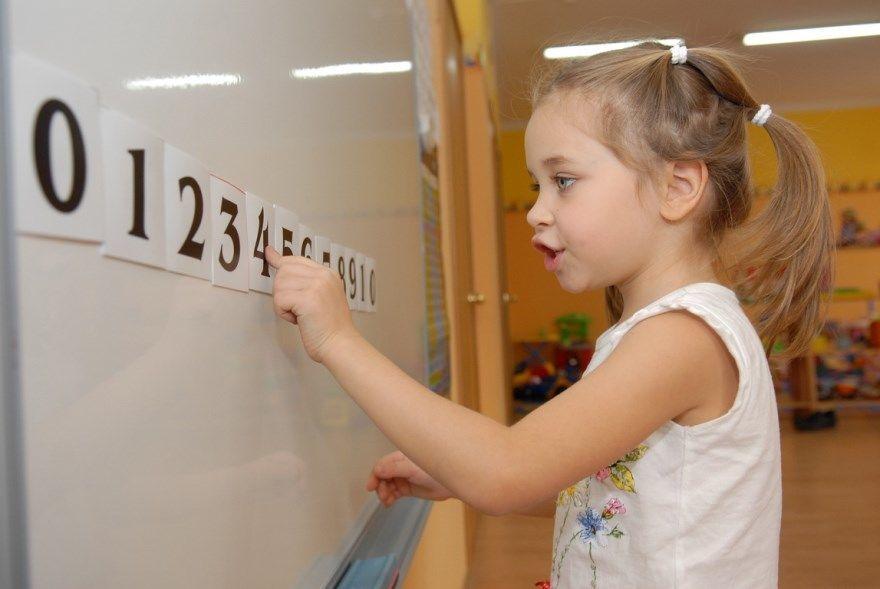 математика детей 6 7 лет обучение развивающие игры упражнения  цифры от 1 до 10