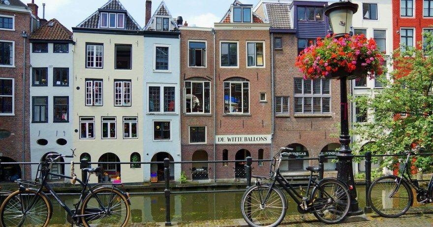 Утрехт 2019 Нидерланды город фото скачать бесплатно онлайн