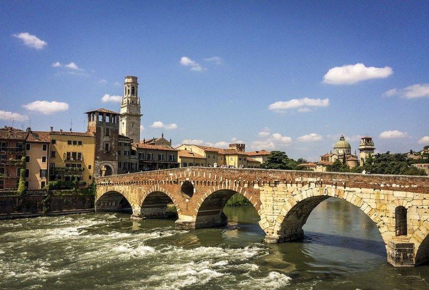 Смотреть фото города Верона 2020. Скачать бесплатно лучшие фото города Верона Италия онлайн с нашего сайта.