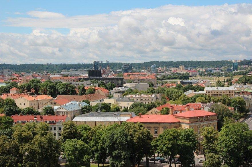 Вильнюс 2019 Литва город фото скачать бесплатно онлайн