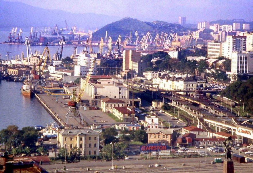 Владивосток город фото скачать бесплатно онлайн в хорошем качестве