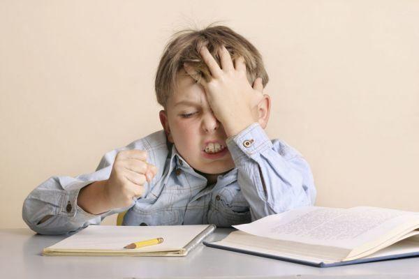 развитие внимания в младших классах, внимание