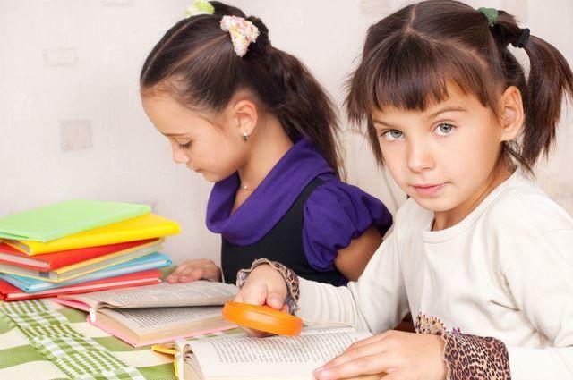 развитие внимания детей, дошкольников, внимание