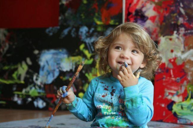 Развитие воображения, воображение, упражнения для развития воображения у дошкольника